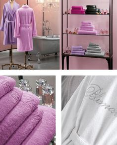 Blumarine Home Collection • Bath Linens - Top Model