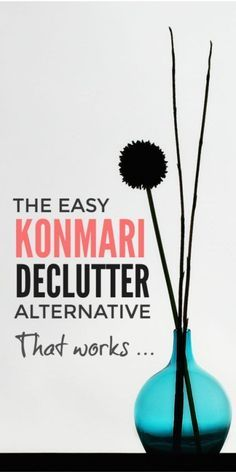 Declutter and organize when you're feeling overwhelmed with this simple, inspirational alternative to the Marie Kondo Konmari meth… Konmari Organizing, Clutter Organization, Organising, Organization Ideas, Household Organization, Bedroom Organization, Marie Kondo Konmari, Konmari Methode, Getting Rid Of Clutter