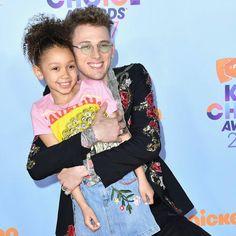 Kells and his babygirl