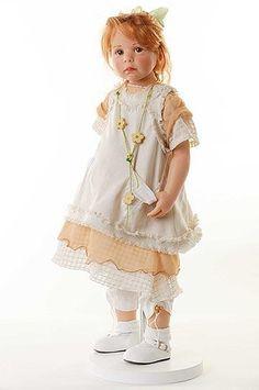 Hildegard Gunzel Collectible Dolls...Pipa
