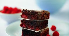 Enjoy a healthier tasty treat using berries and cocoa to satisfy your sweet tooth.