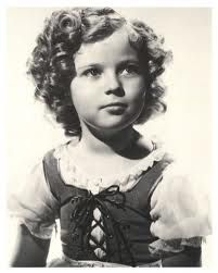 Shirley Temple...I love to watch her every Sunday morning when I was a kid. Still today if I see a show my daughter and I will watch it.