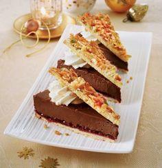 Florentiner Nougat-Torte Rezept