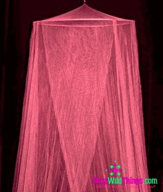 Bed Canopy  Jane  Hot Pink Mosquito ... & Mosquito Net Canopy Kit at 50% Savings off Retail! | --ShOpPiNg ...