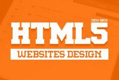 HTML5 Websites Design – 25 New Web Examples #html5 #html5webdesign #html5websites #trends2015 #webdesign