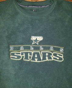 NEW Boys Dallas Stars NHL Youth Jersey Size L 14-16 Large Lg Shirt Girls NWT
