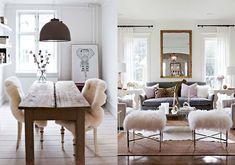 Warm decor/ living room decor/ decoração sala/ decoração inverno/ winter decor