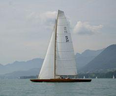 """S 31 """"Chiavenna"""",  of the """"Sonderklasse"""