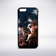 Nicolas Poussin - The Holy Family With Saint John Phone Case – Muse Phone Cases