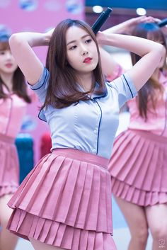 SinB Stage Outfits, Girl Outfits, Snsd, Asian Woman, Asian Girl, Sinb Gfriend, Beauty Contest, Cute Beauty, Real Beauty