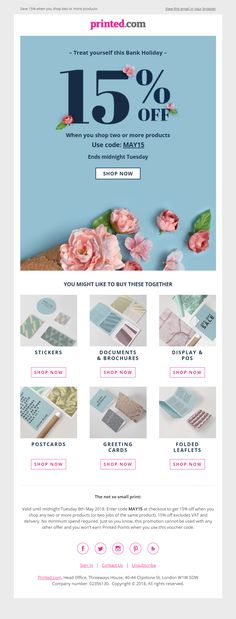 132 Best Coupons in Emails images in 2019 | Coupon, Coupons, Email
