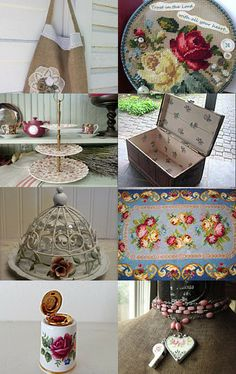 The Cottage Rose by Kristin on Etsy--Pinned with TreasuryPin.com