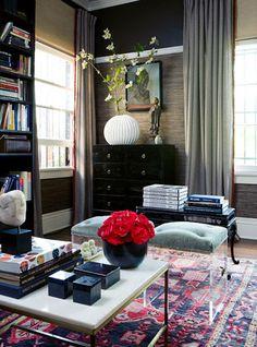 Beautiful living room carpet