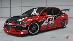 Mitsubishi Lanser Evolution