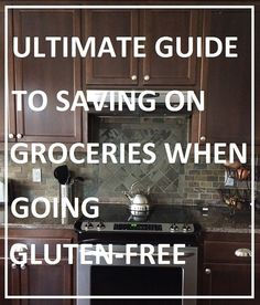 Gluten-Free groceries can get expensive. With the right tips for saving and the right resources you too can save on your gluten-free groceries.