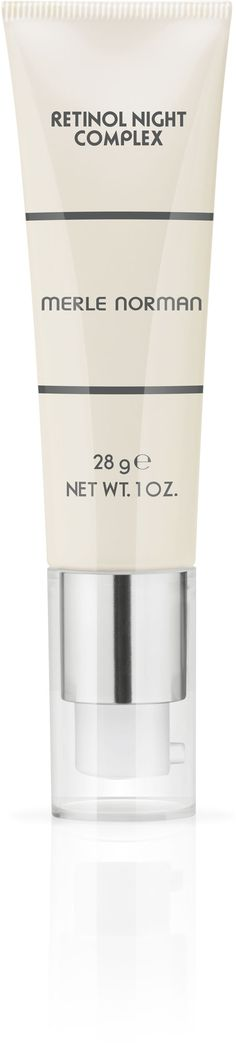 ANTI-AGING, SKIN TONE & TEXTURE - RETINOL NIGHT COMPLEX - End your nighttime regimen with Retinol Night Complex to make a big difference in the look of your skin.  This advanced serum pairs Retinol with nourishing emollients, antioxidants and Alpha Hydroxy Acids, and gently releases them to your skin while you sleep.  Together, they help reduce the appearance of lines and wrinkles and improve skin texture while your skin is naturally resting and rejuvenating.