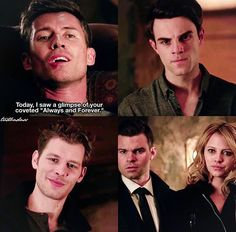 #TheOriginals finns death 3x17