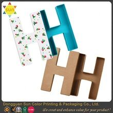 11+ Cardboard letter shaped boxes ideas in 2021