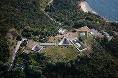 Chichu Art Museum | Art | Benesse Art Site Naoshima