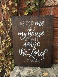 41 Ideas Diy Wood Signs Bible Verses The Lord - therezepte sites Chalkboard Bible Verses, Bible Verse Decor, Bible Verse Signs, Wedding Bible Verses, Bible Verse Painting, Scriptures, Diy Wood Signs, Rustic Wood Signs, Rustic Barn