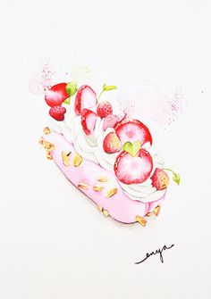 Summer eclair on the way by MarcToddArt on Etsy