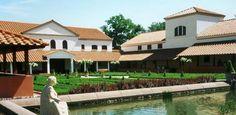Villa of Marcus Furius Sisera located on the outskirts of Calleva Atrebatum.