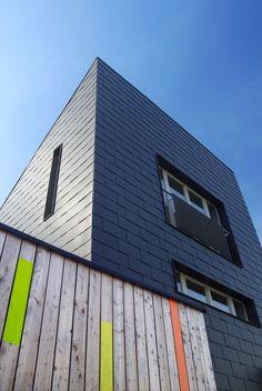 CO2 Saver House designed by Peter Kuczia; Łąka k. Pszczyny / Poland