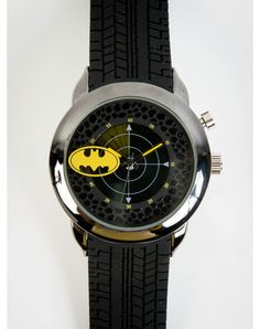 Party points to ME! I just found the Batman Radar Watch from Spencer's. Visit their mobile website to get this item and more like it.