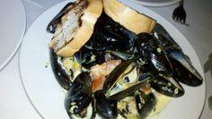 Mussels. Aquitaine.