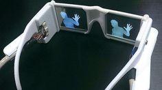 Unas gafas para mejorar la visión de los casi ciegos.