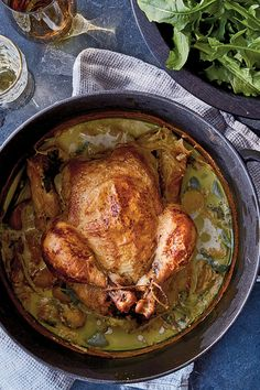 "NYT Cooking: The British chef and cooking star Jamie Oliver once called this recipe, which is based on a classic Italian one for pork in milk, ""a slightly odd but really fantastic combination that must be tried."" Years later he told me that that characterization made him laugh. ""I was hardly upselling its virtues,"" he said. The dish's merits are, in fact, legion. You sear a whole c..."