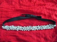 Fashion Happenss: DIY: Pearl belt