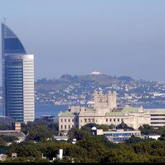 Torre de Antel, Palacio Legislativo, Cerro.Montevideo.