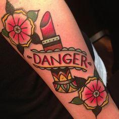 Lipstick Danger