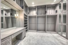 Closet Space/Dressing Room