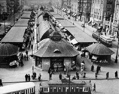 Vienna Naschmarkt 1916