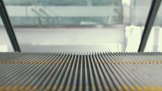 Escalator Down - Cinemagraph