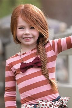 Persnickety Clothing - Autumn Splendor Red Bow Tie Necklace Source by autumn Cute Hairstyles For Kids, Girl Hairstyles, Kids Hairstyle, Beautiful Children, Beautiful Babies, Persnickety Clothing, Ginger Babies, Beautiful Red Hair, Ginger Hair