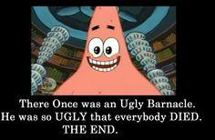 patrick barnacle story - Google Search