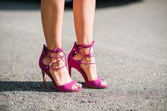 Spring sandals on FASHIONBORN