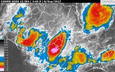 Prevén tormentas muy fuertes en Guerrero - Noticias Acapulco News