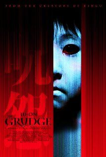 The Grudge (Ju-on) - Takashi Shimizu - IN MY TOP TEN FAVORITE HORROR MOVIES -the original Japanese version is way scarier than the remake