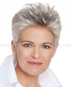 short+hairstyles+over+50,+hairstyles+over+60+-+short+grey+hairstyle+