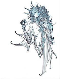 Poison Ivy by Eric Canete