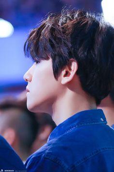 Baekhyun - 160409 16th Top Chinese Music Awards Credit: Merobaek. (제30회 골든디스크 어워즈)