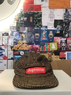 10e29e73296 Supreme Hat (eBay Link) Supreme Hat