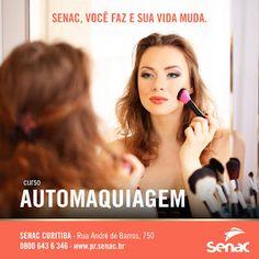RBA Consulting Fashion Blog: Estudar BELEZA...Senac Curitiba.