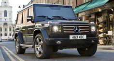 Mercedes Benz G Wagon <3