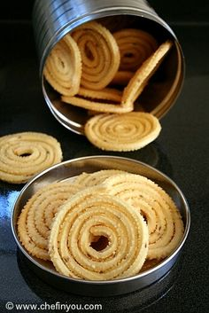 Mullu Murukku Recipe - these are addictive with a delightful crunch to them thanks to rice flour with a slight hint of cumin. The butter gives them additional crispiness along with richness.