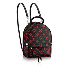 2bc72e941f88 Discover Louis Vuitton Palm Springs Backpack Mini  Nicolas Ghesquière keeps  on twisting the backpack shape